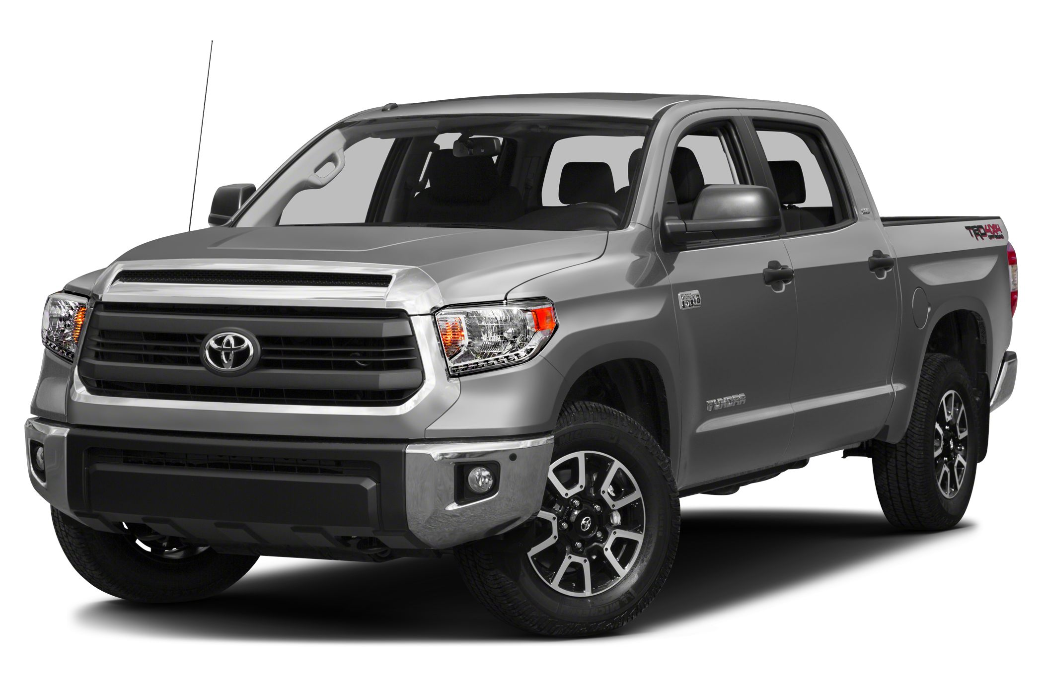 2014 Toyota Tundra SR5 4WD Short Bed Crew Cab Toyota has outdone itself with this dependable 20