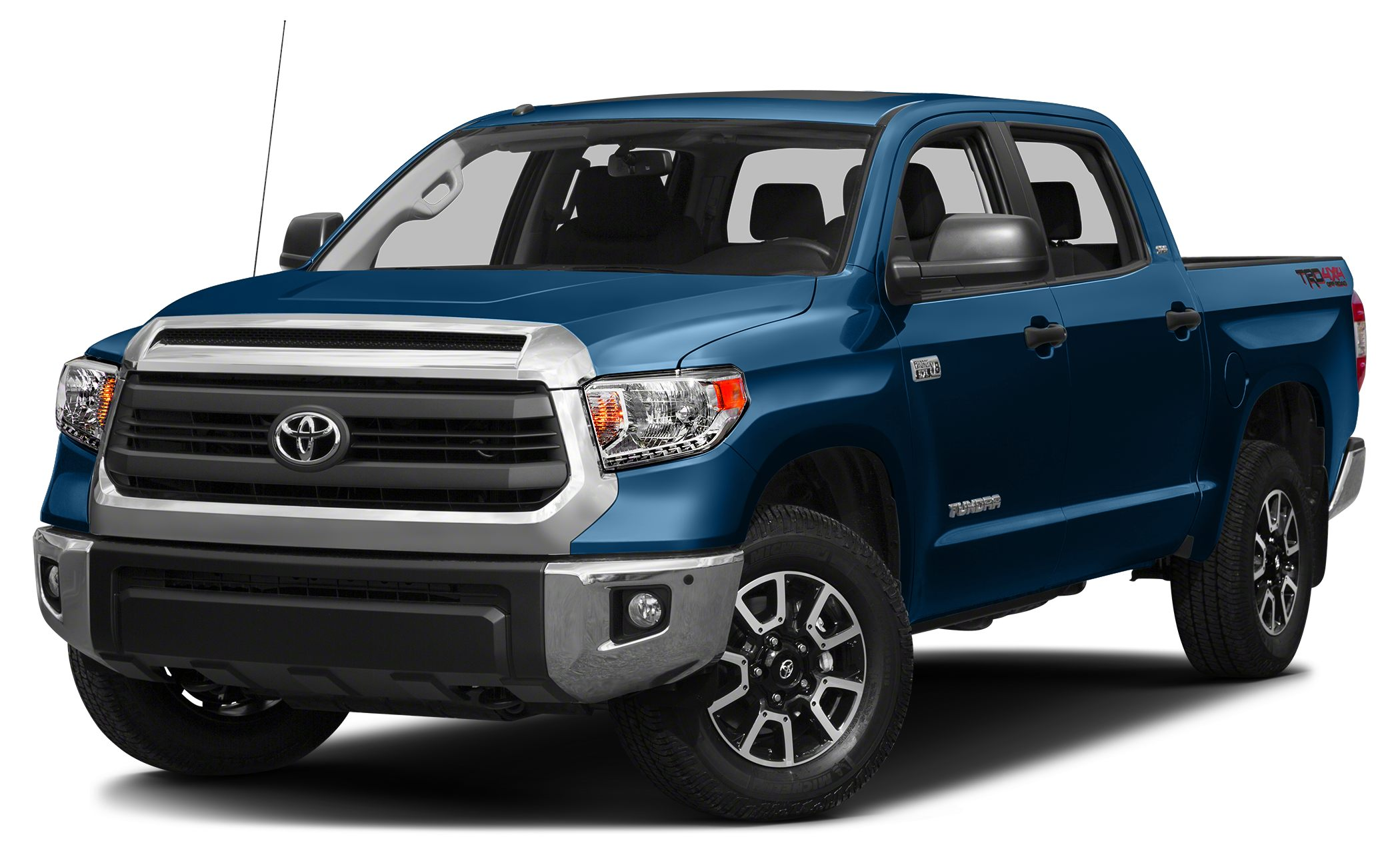 2014 Toyota Tundra SR5 ABS brakes Electronic Stability Control Heated door mirrors Illuminated