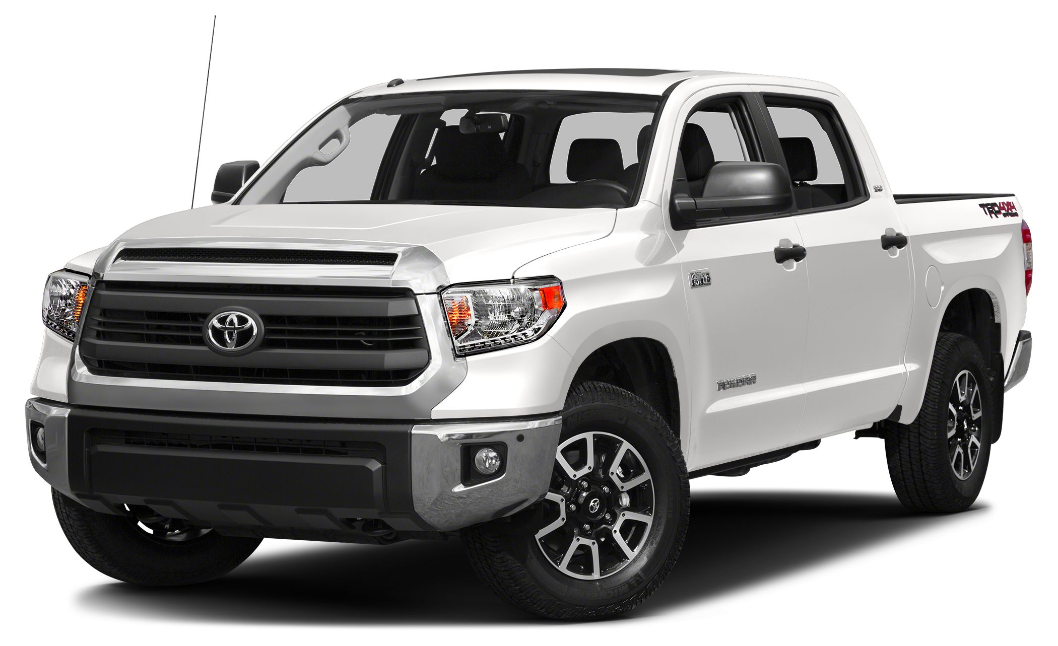 2014 Toyota Tundra SR5 CARFAX 1-Owner ONLY 27582 Miles SR5 trim Satellite Radio Back-Up Camer