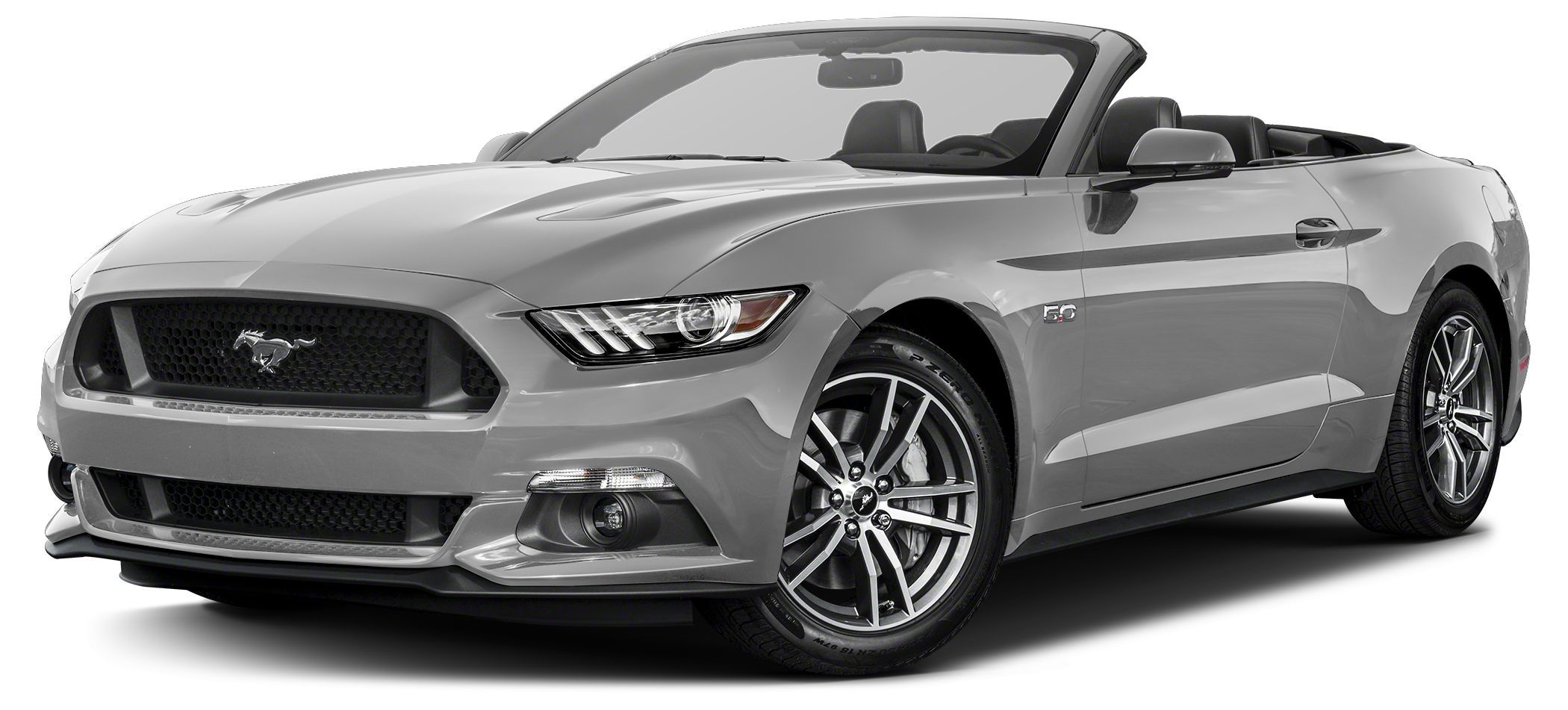 2015 Ford Mustang GT Premium 50 Years Appearance Package Equipment Group 401A Mustang GT Premium