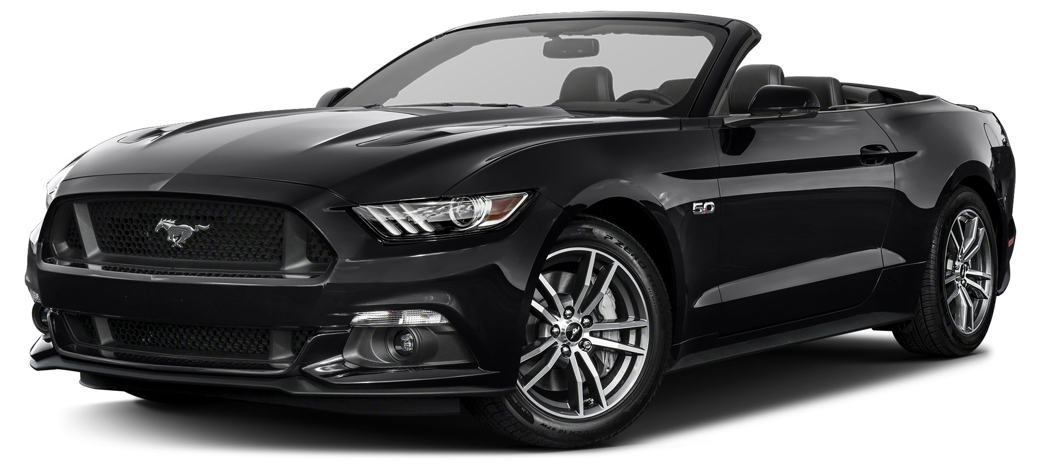 2016 Ford Mustang GT Premium Miles 8366Color Black Stock 19385 VIN 1FATP8FF6G5311972