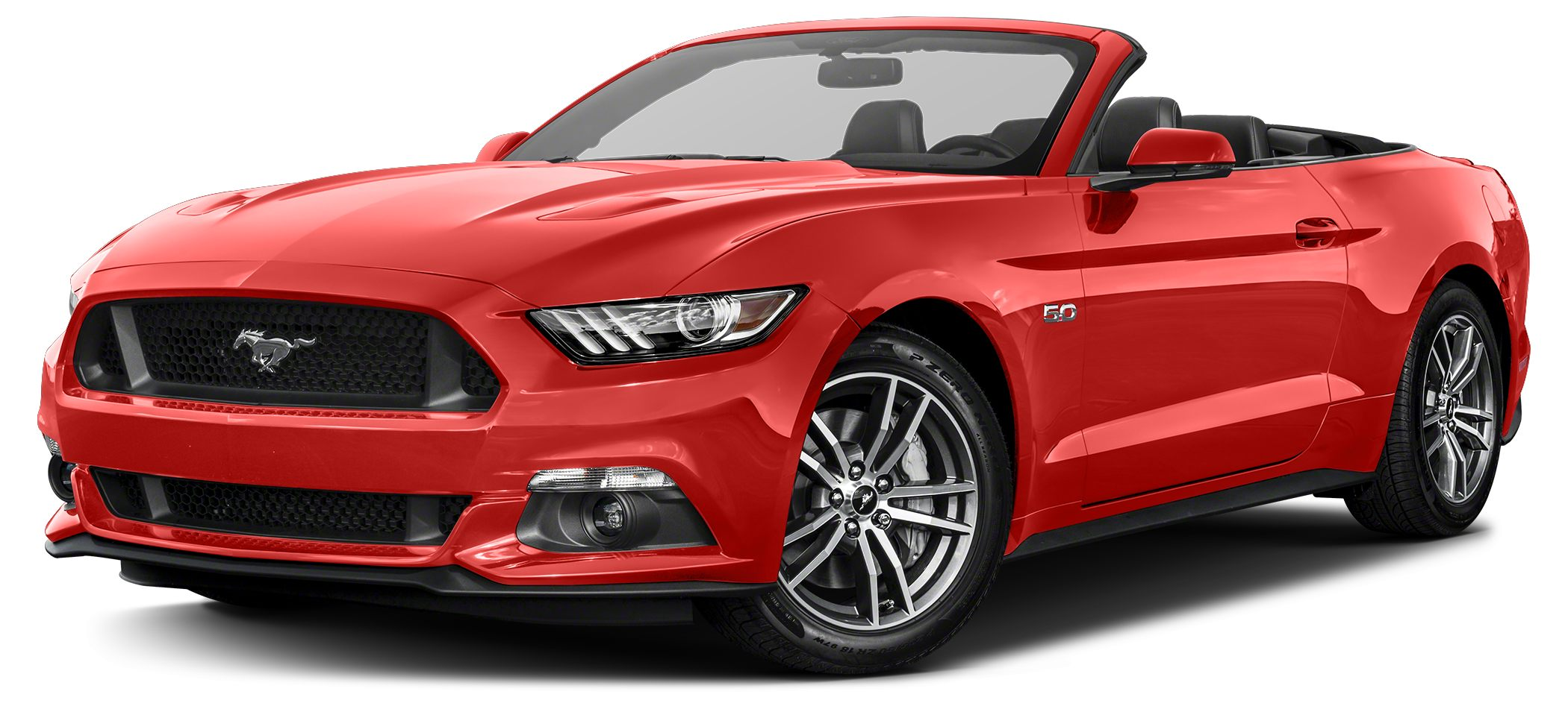 2015 Ford Mustang GT Premium Miles 714Color Competition Orange Stock 9329M VIN 1FATP8FF3F534