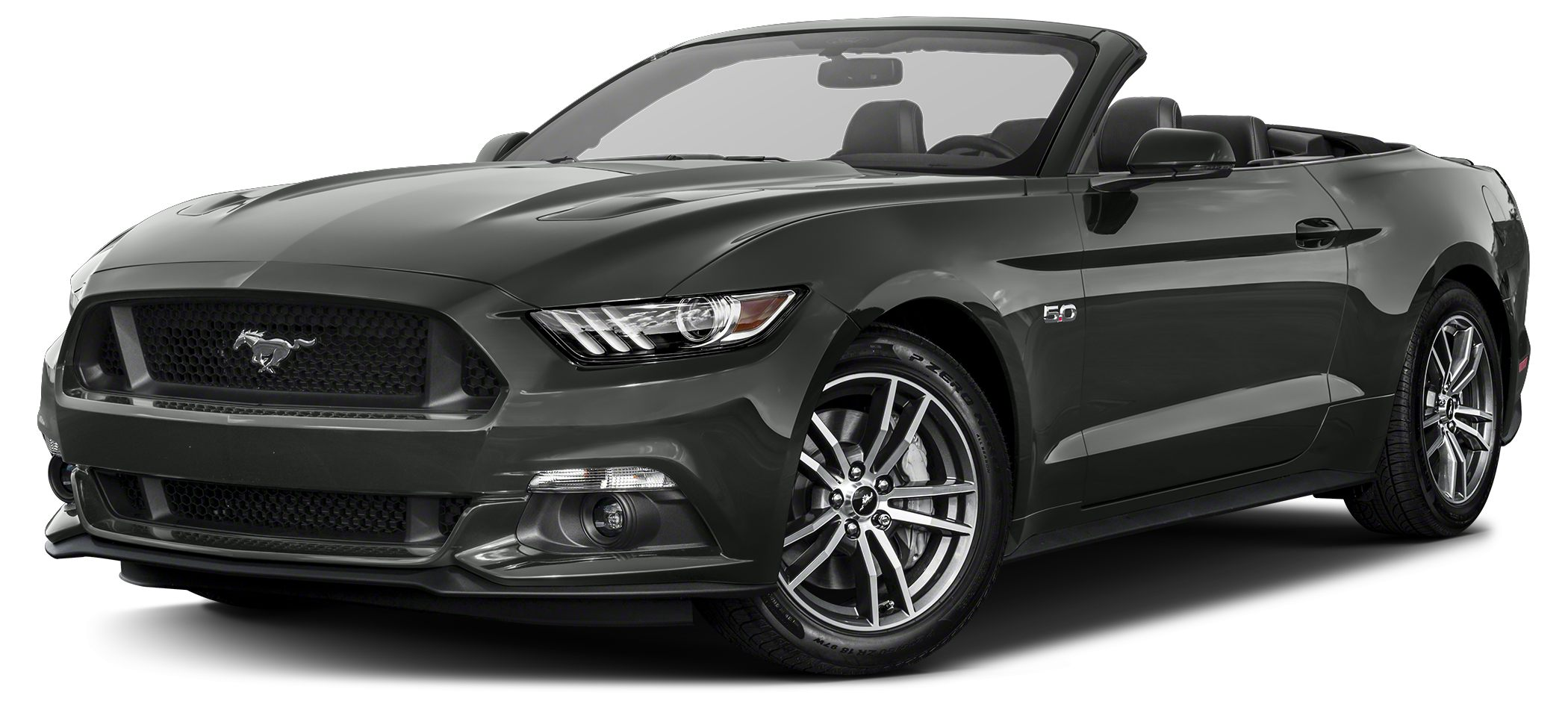 2016 Ford Mustang GT Premium Price includes 500 - RETAIL Customer Cash Miles 2398Color Magnet