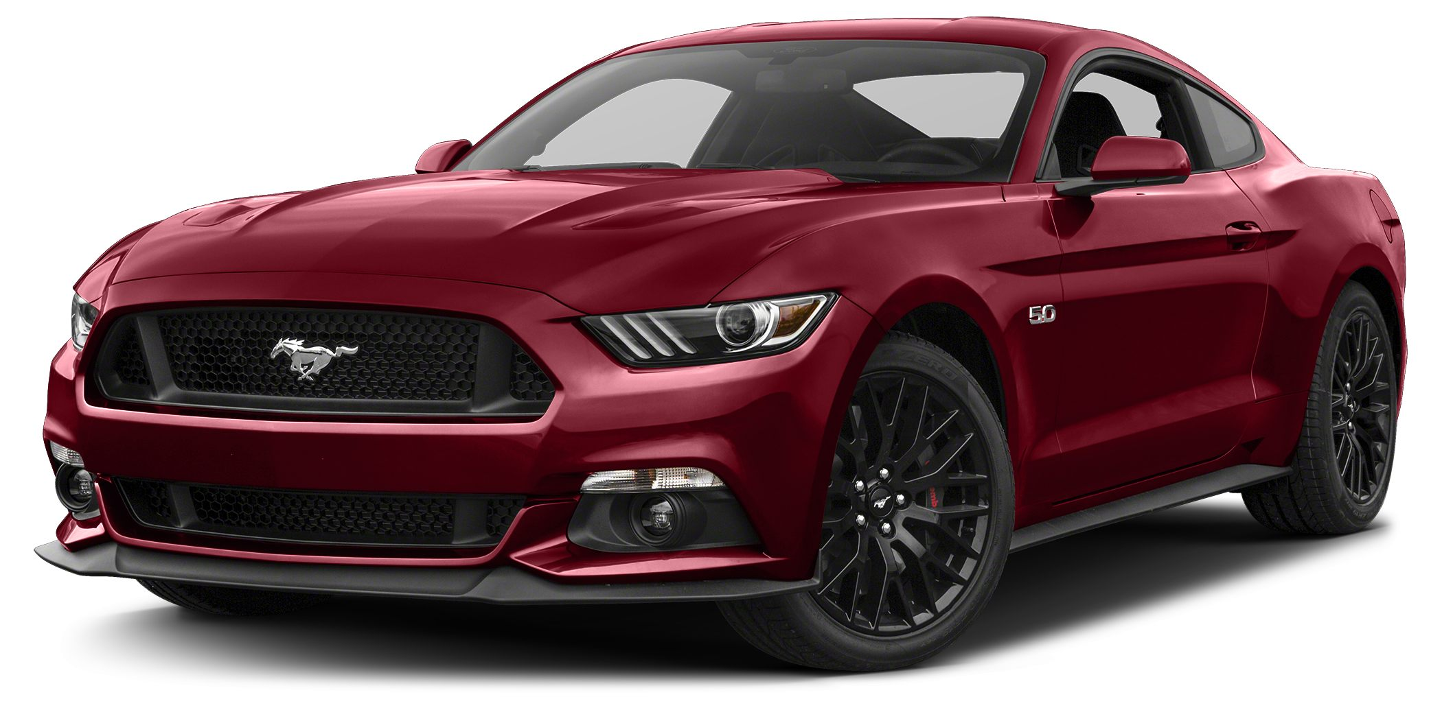 2015 Ford Mustang  Miles 5Color Black Stock F306982 VIN 1FA6P8CF4F5356019