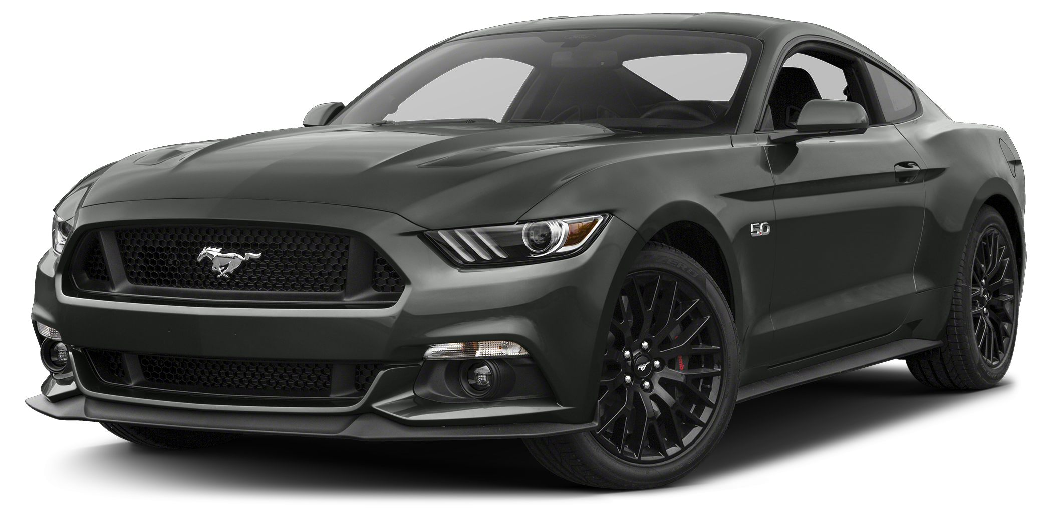 2016 Ford Mustang GT Premium The Ford Mustang is an American classic that lives on The body has b