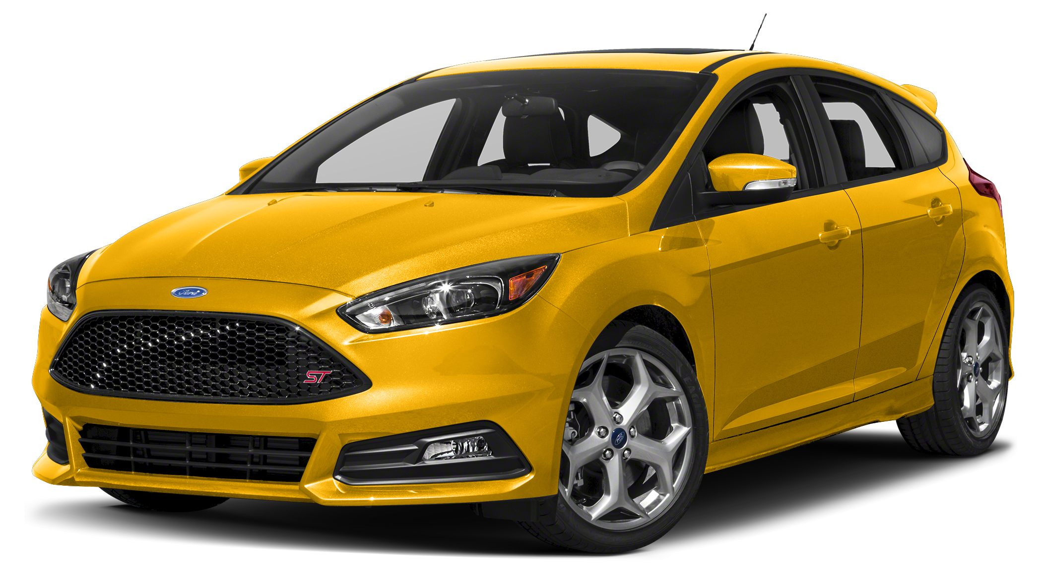 2016 Ford Focus ST Base KEY FACTORY FEATURES 2016 ST2 HATCHBACK WITH TOUCH SCREEN MAP NAVIGATION