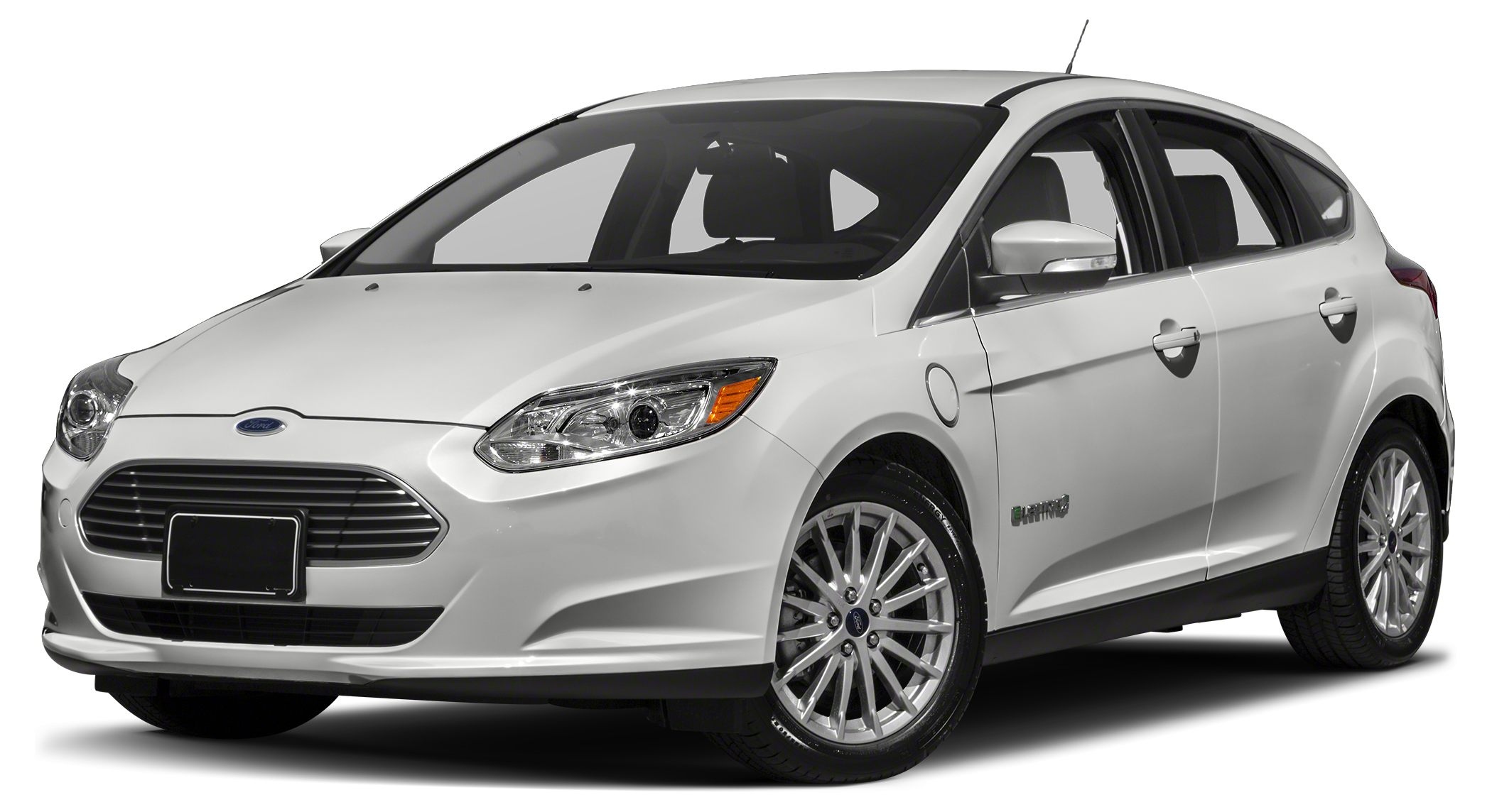 2016 Ford Focus Electric Base With the Ford Focus Electric say goodbye to gas stations oil chang