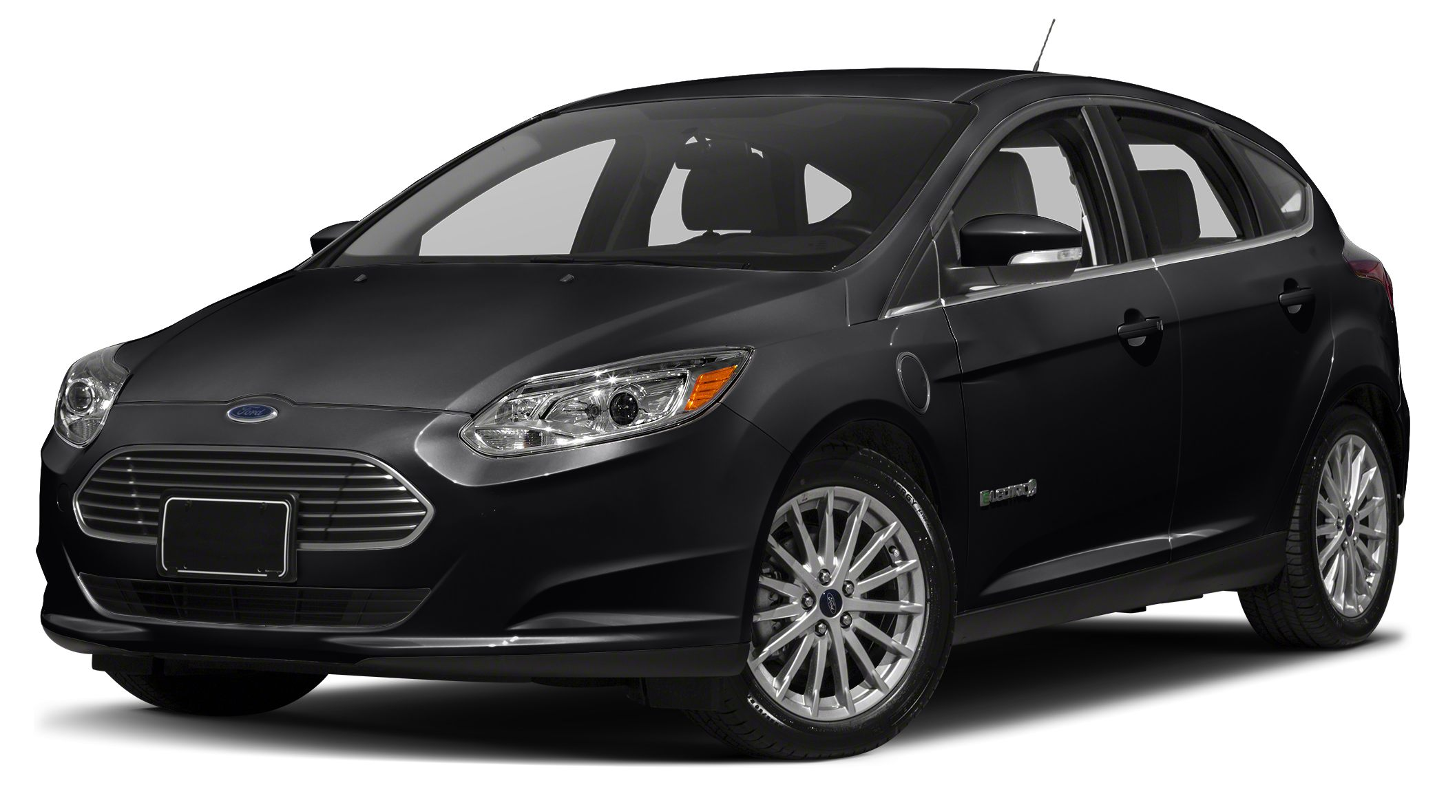 2016 Ford Focus Electric Base Miles 50Color Shadow Black Stock C58641 VIN 1FADP3R47GL238835