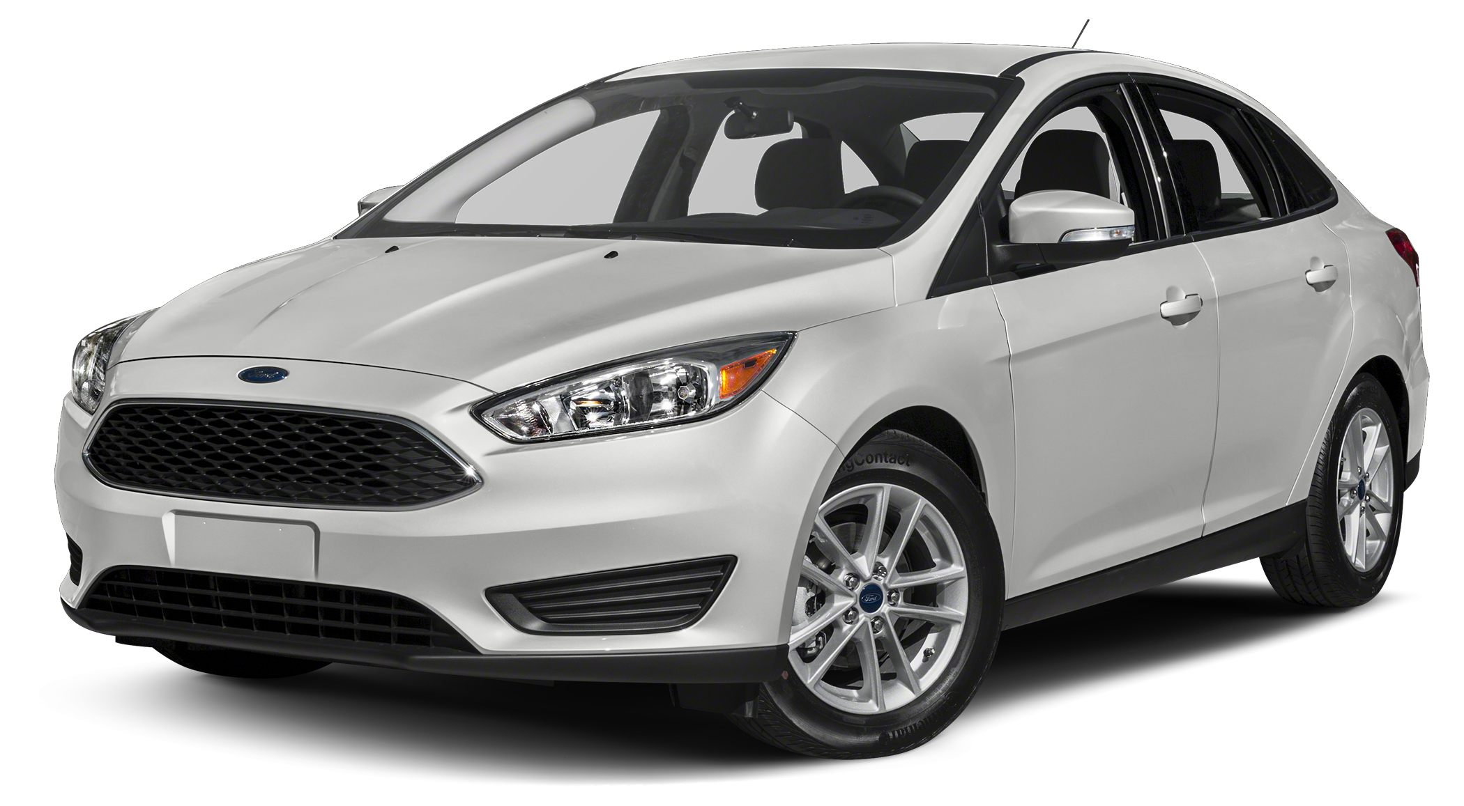2017 Ford Focus SE 2017 Ford Focus SE 20L 4-Cylinder DGI Turbocharged DOHC Exterior Parking Came