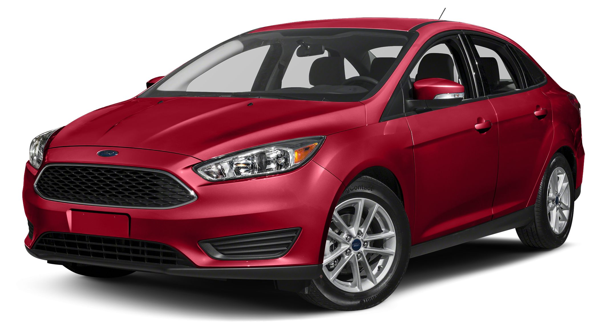2018 Ford Focus SE 2018 Ford Focus SE EcoBoost 10L I3 GTDi DOHC Turbocharged VCT 16 Machined Alu
