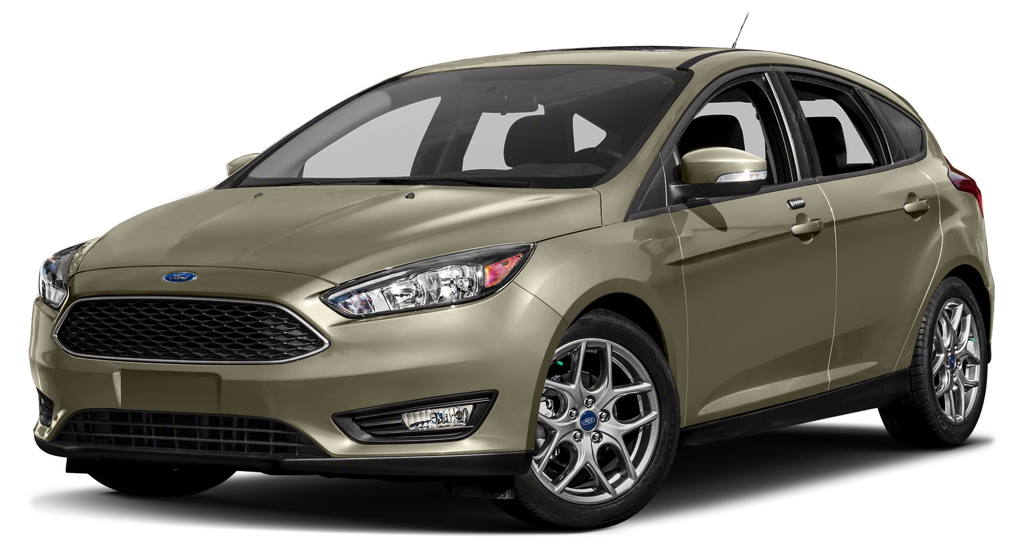 2015 Ford Focus Titanium Miles 5Color Tectonic Metallic Stock 15C0582 VIN 1FADP3N20FL382214