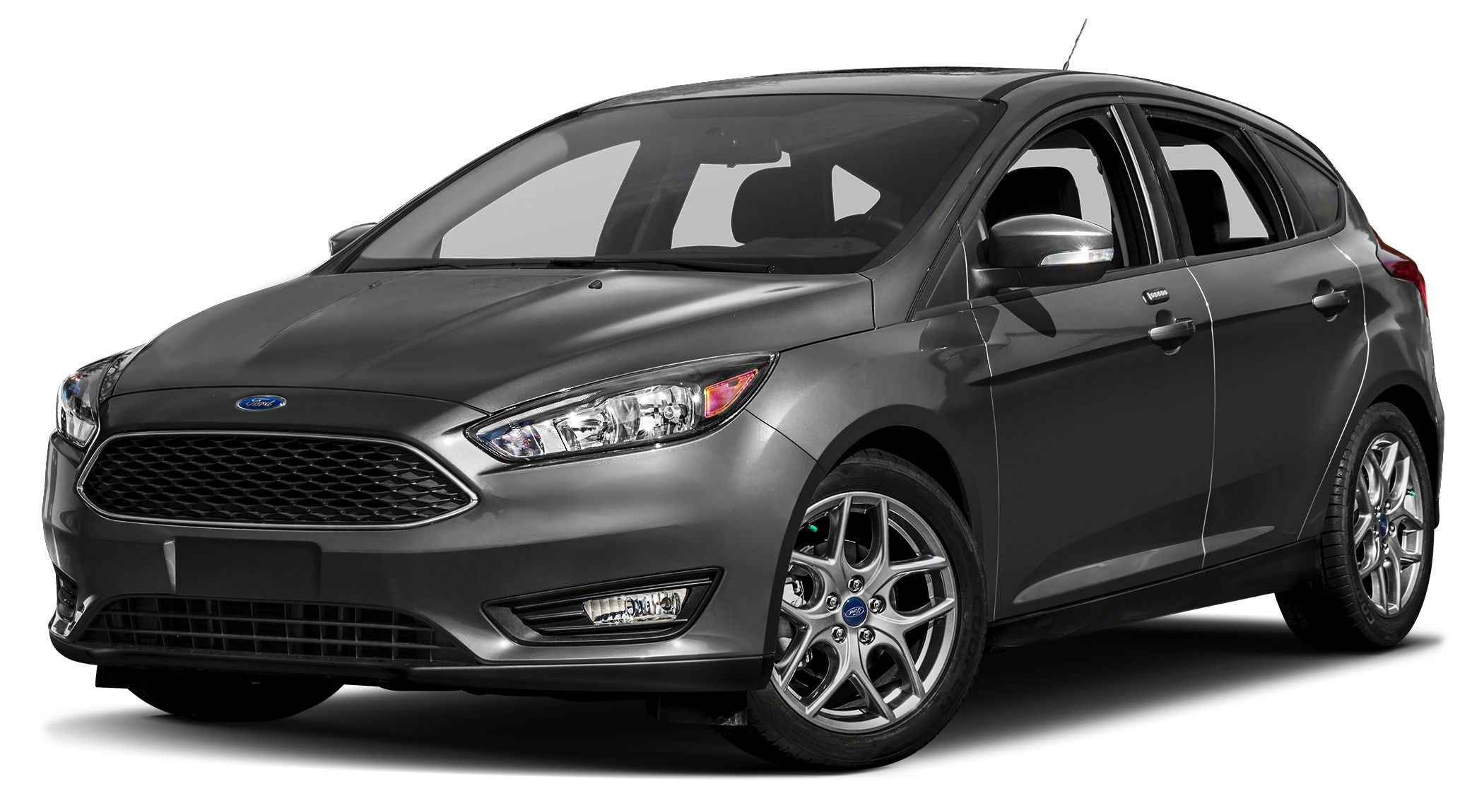 2015 Ford Focus SE LEATHER APPEARANCE PACKAGE HATCHBACK AMBIENT LIGHTING FOG LAM
