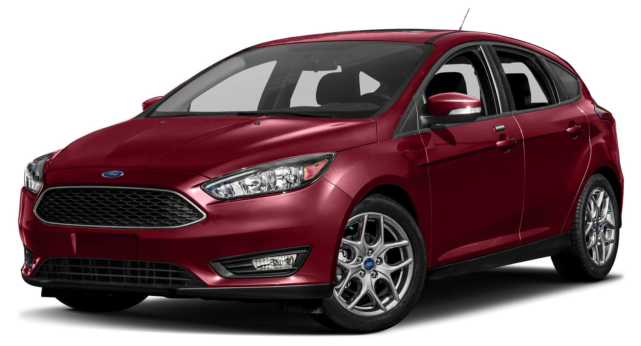 2017 Ford Focus SE It only takes a glance to see the 2017 Ford Focus dynamic new look One that c