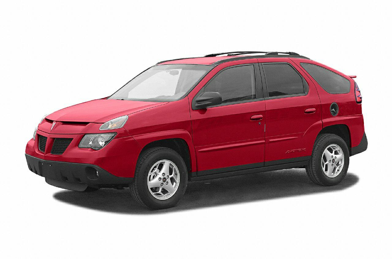 2004 Pontiac Aztek Base Miles 44935Stock 9554U VIN 3G7DA03E04S589554