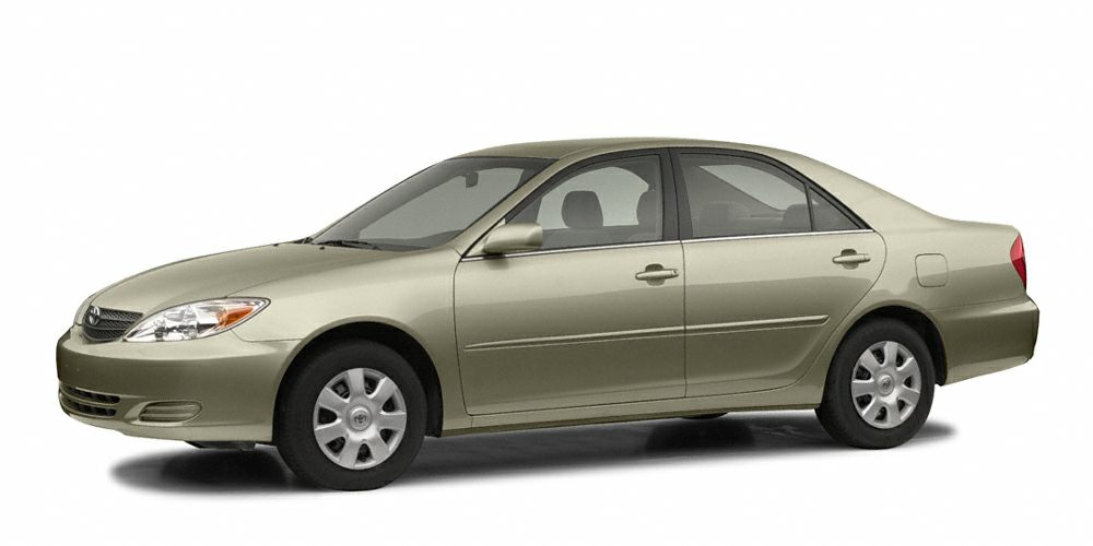 2002 Toyota Camry  Miles 153158Color Beige Stock 11266A VIN 4T1BF32K52U002406