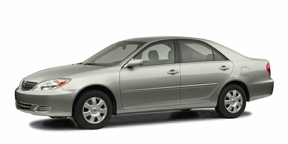 2002 Toyota Camry LE Snag a steal on this 2002 Toyota Camry LE while we have it Comfortable yet e