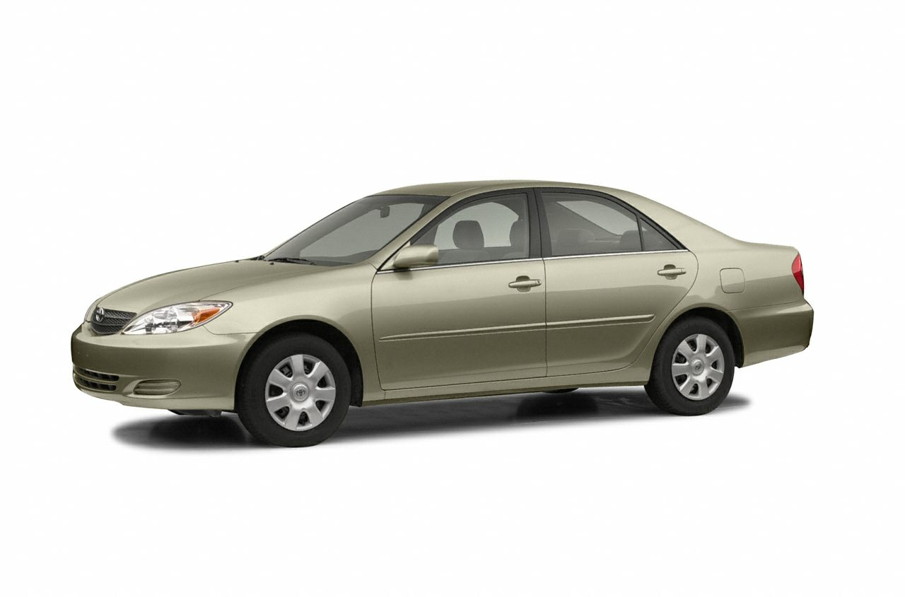 2002 Toyota Camry XLE This 2002 Toyota Camry 4dr 4dr Sedan XLE V6 Automatic features a 30L V6 CYL