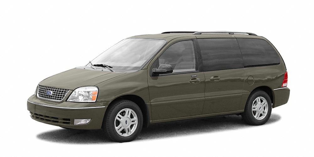 2006 Ford Freestar SE 2 YEARS MAINTENANCE INCLUDED WITH EVERY VEHICLE PURCHASED The look is unmist