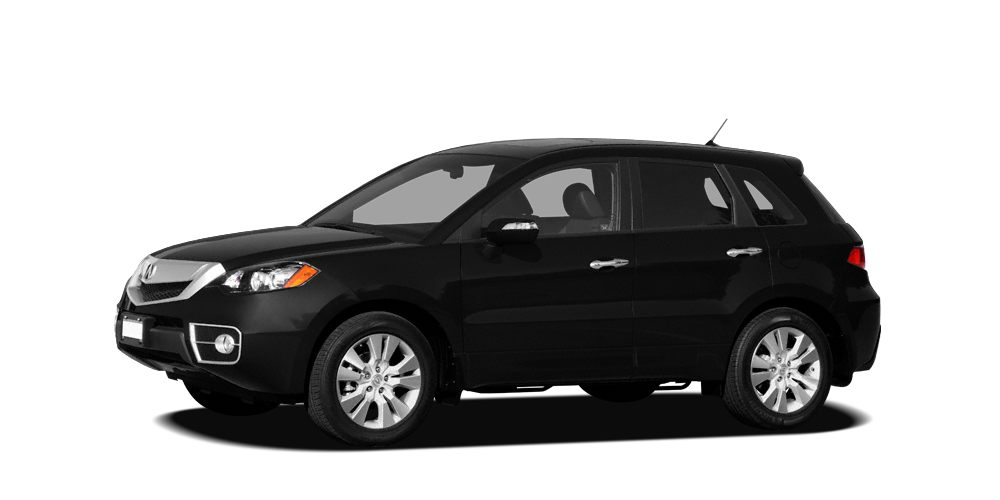 2011 Acura RDX Technology No Haggle Price Low miles Acura RDX Turbo with Navigation System Bac
