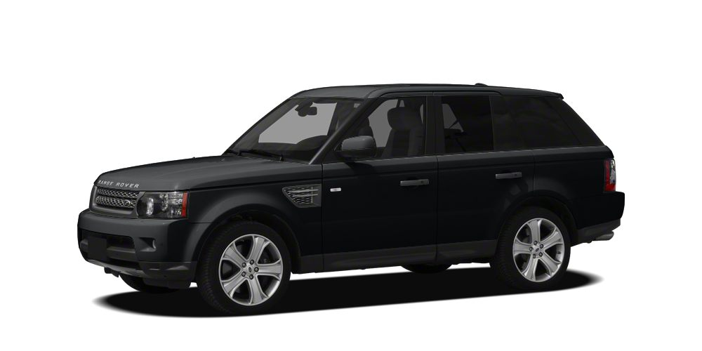 2011 Land Rover Range Rover Sport Supercharged  WHEN IT COMES TO EXCELLENCE IN USED CAR SALES Y
