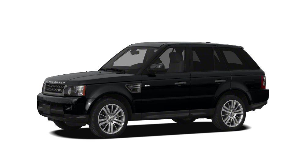 2011 Land Rover Range Rover Sport HSE Miles 0Color Santorini Black Stock TRK15690A VIN SALSF