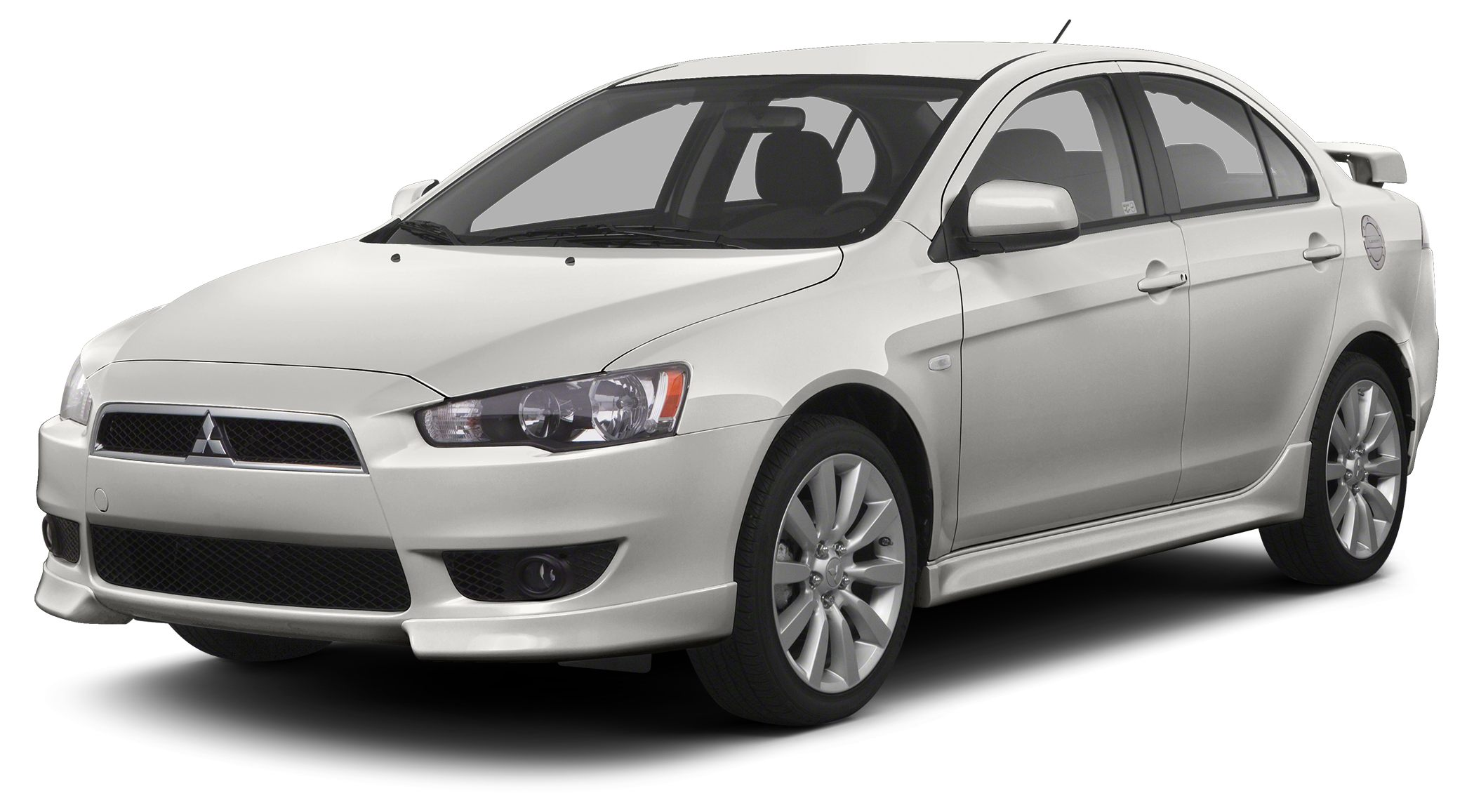 2013 Mitsubishi Lancer ES Never worry on the road again with anti-lock brakes traction control s