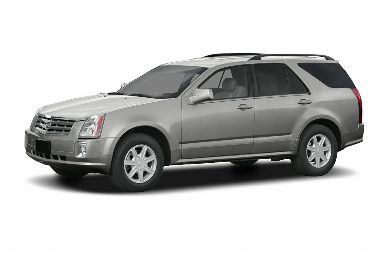 2006 Cadillac SRX V6 Only one owner A ONE OWNER LOCAL TRADE-IN WITH LOW MILES Gently-driven low