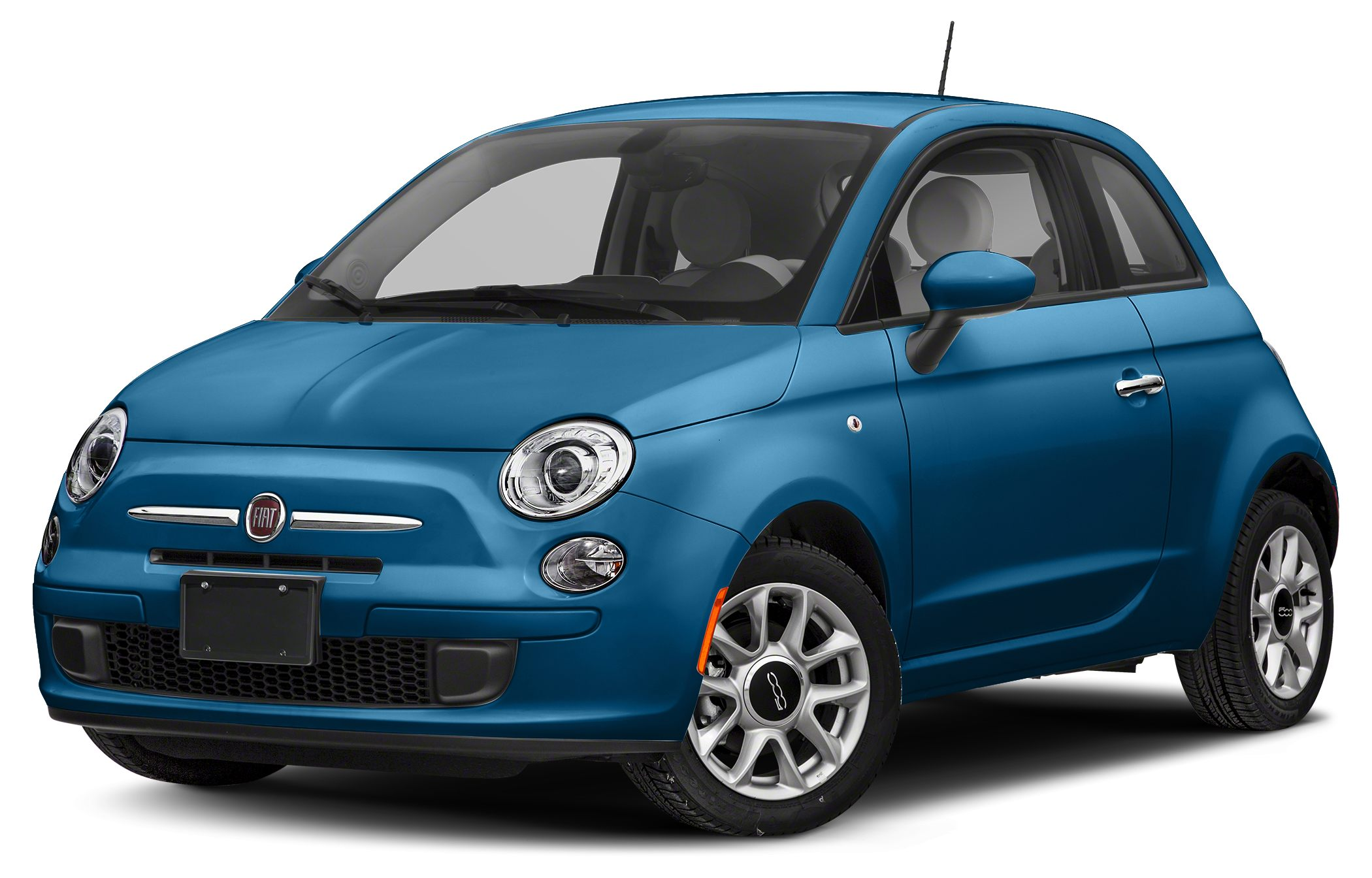 2017 FIAT 500 Pop Pass go and head directly to the bank Caution may have you jumping for joyWow