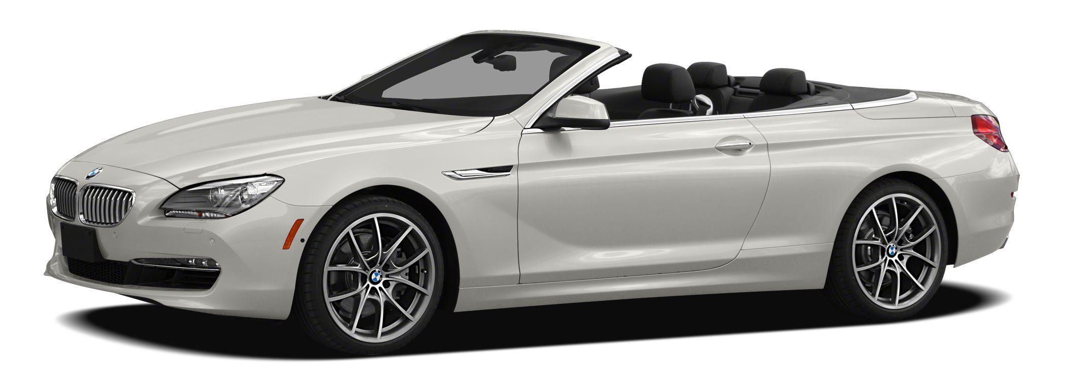 2012 BMW 6 Series 650i Miles 35199Color Alpine White Stock L70947 VIN WBALZ3C55CDL70947