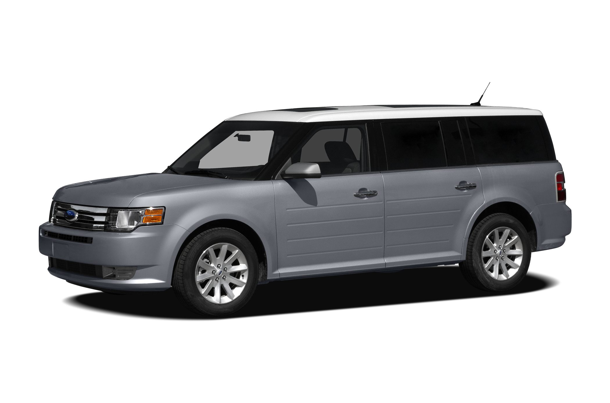 2010 Ford Flex Limited Miles 58264Color White Stock R2857A VIN 2FMGK5DC4ABA91795