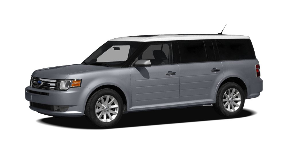 2010 Ford Flex Limited Miles 81630Color Silver Stock TSA18250 VIN 2FMGK5DC4ABA18250