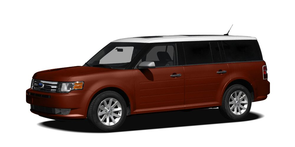 2010 Ford Flex SEL MP3 COMPATIBLE SYNC VOICE ACTIVATED SYSTEM ABS brakes Air Condition