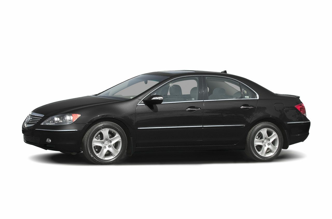 2005 Acura RL 35 Clean Carfax - One Owner - Navigation System - Alloy Wheels - Heated Mirrors - H