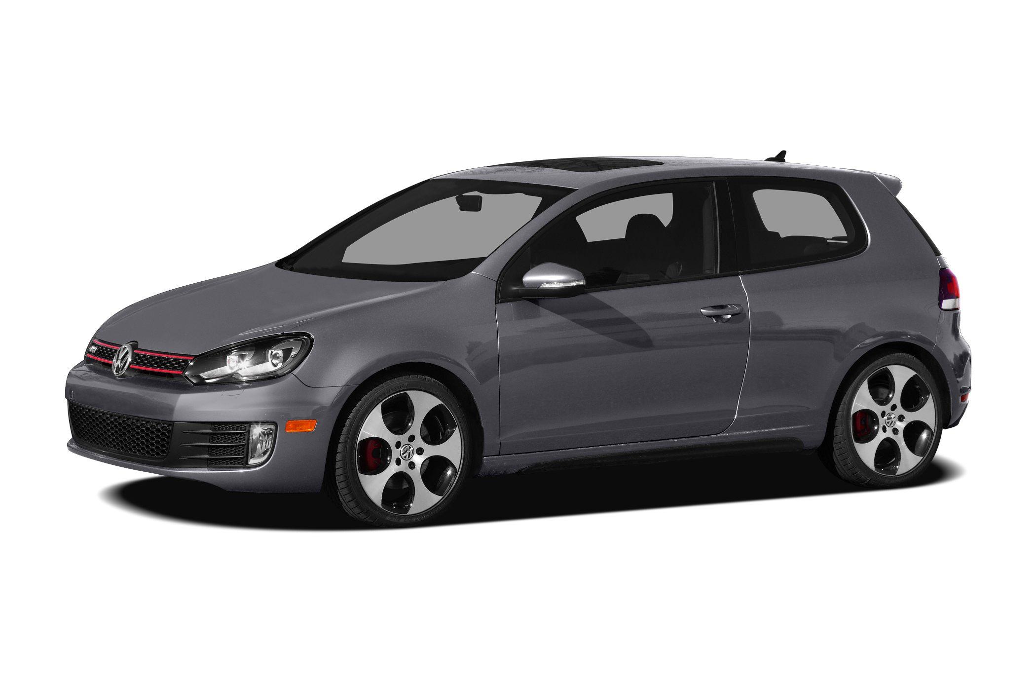 2010 Volkswagen GTI 2-Door ONE OWNER-ZERO ACCIDENTS-FLORIDA VEHICLE This 2010 VW GTI with DSG ha