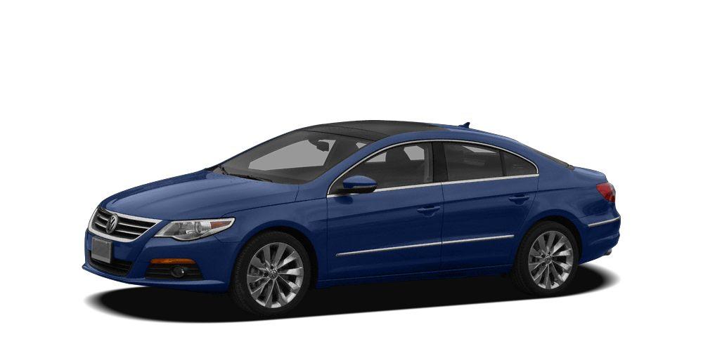 2010 Volkswagen CC Sport Miles 70881Color Shadow Blue Metallic Stock DT2819A VIN WVWMN7ANXAE