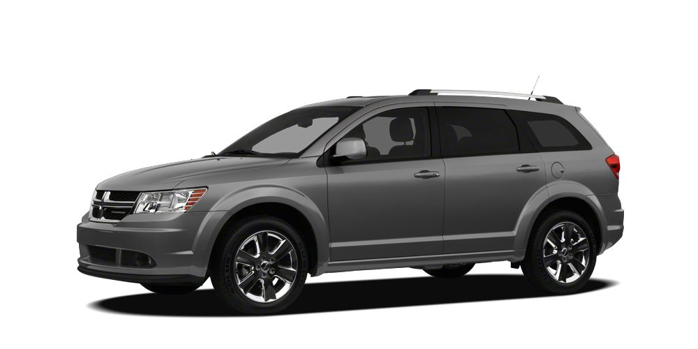 2012 Dodge Journey SEAVP American Value Pkg trim 12000 MIle Warranty CARFAX 1-Owner FUEL EFFI