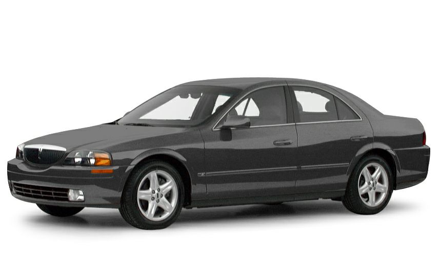 2000 Lincoln LS  Land a score on this 2000 Lincoln LS 4DR SDN V8 while we have it Comfortable yet