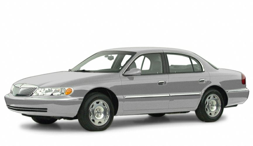 2000 Lincoln Continental Base OUR PRICESYoure probably wondering why our prices are so much lowe