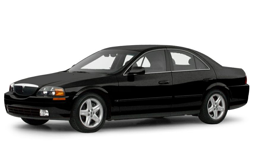 2000 Lincoln LS  Miles 62969Color Black Clearcoat Stock K15103A VIN 1LNHM87A2YY756488