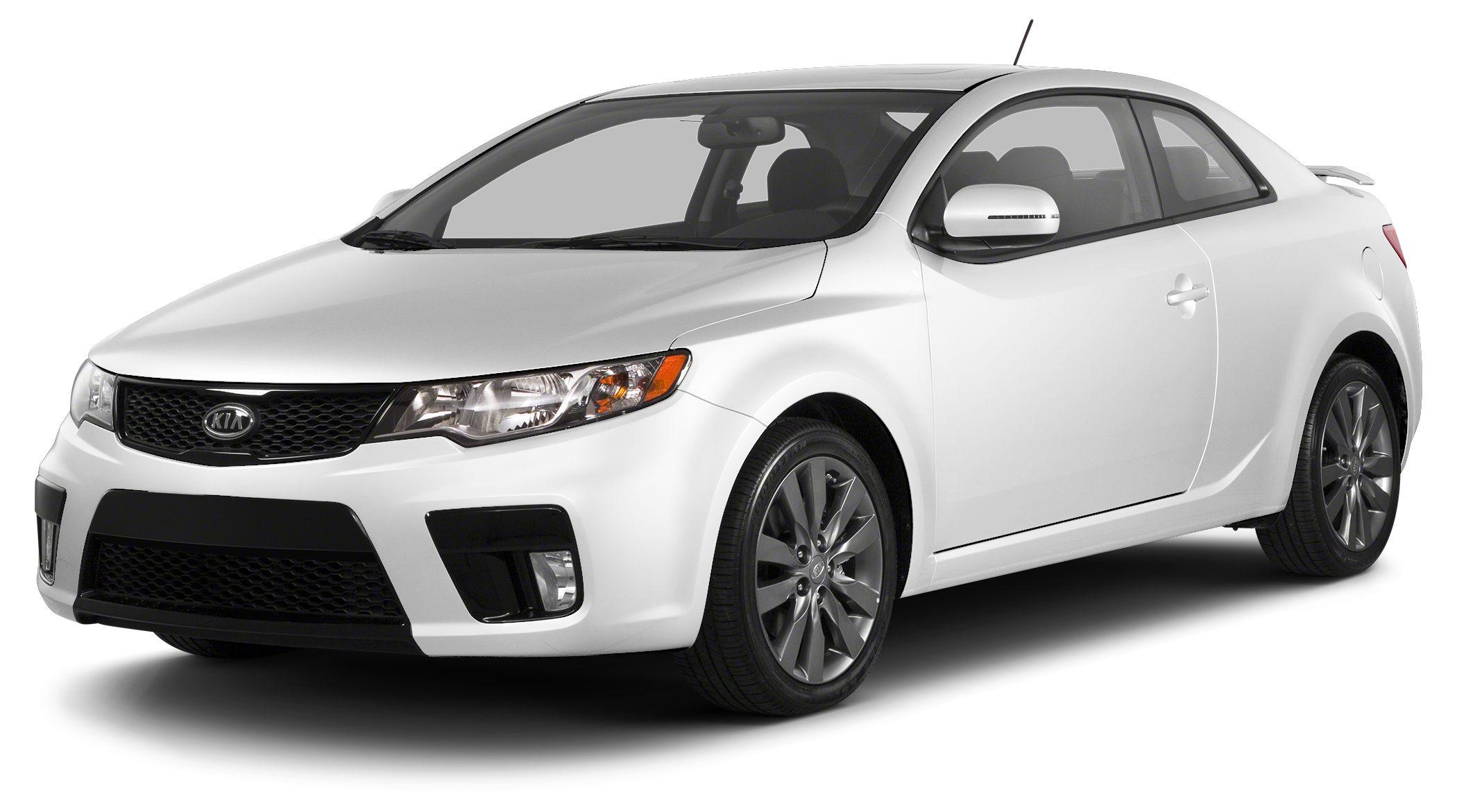 2013 Kia Forte Koup EX Miles 46969Color White Stock 18679 VIN KNAFU6A23D5743968