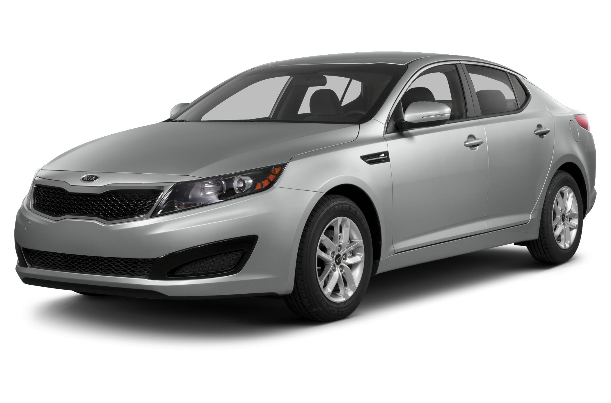 2013 Kia Optima EX 2013 Kia Optima EX in Bright Silver Metallic Bluetooth for Phone and Audio Str