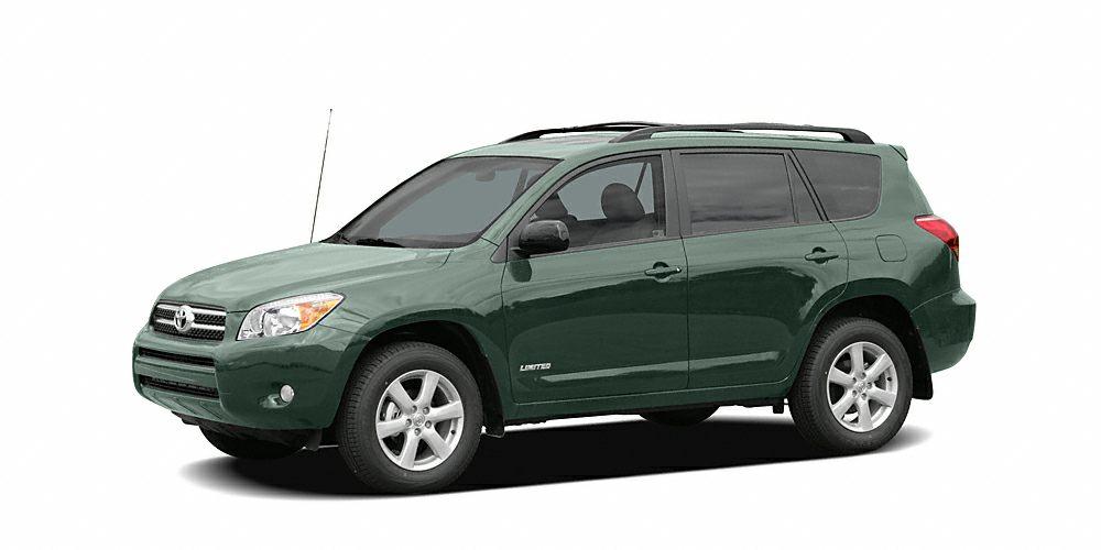 2007 Toyota RAV4 Base RAV4 trim EVERGLADE METALLIC exterior and TAUPE interior EPA 30 MPG Hwy24