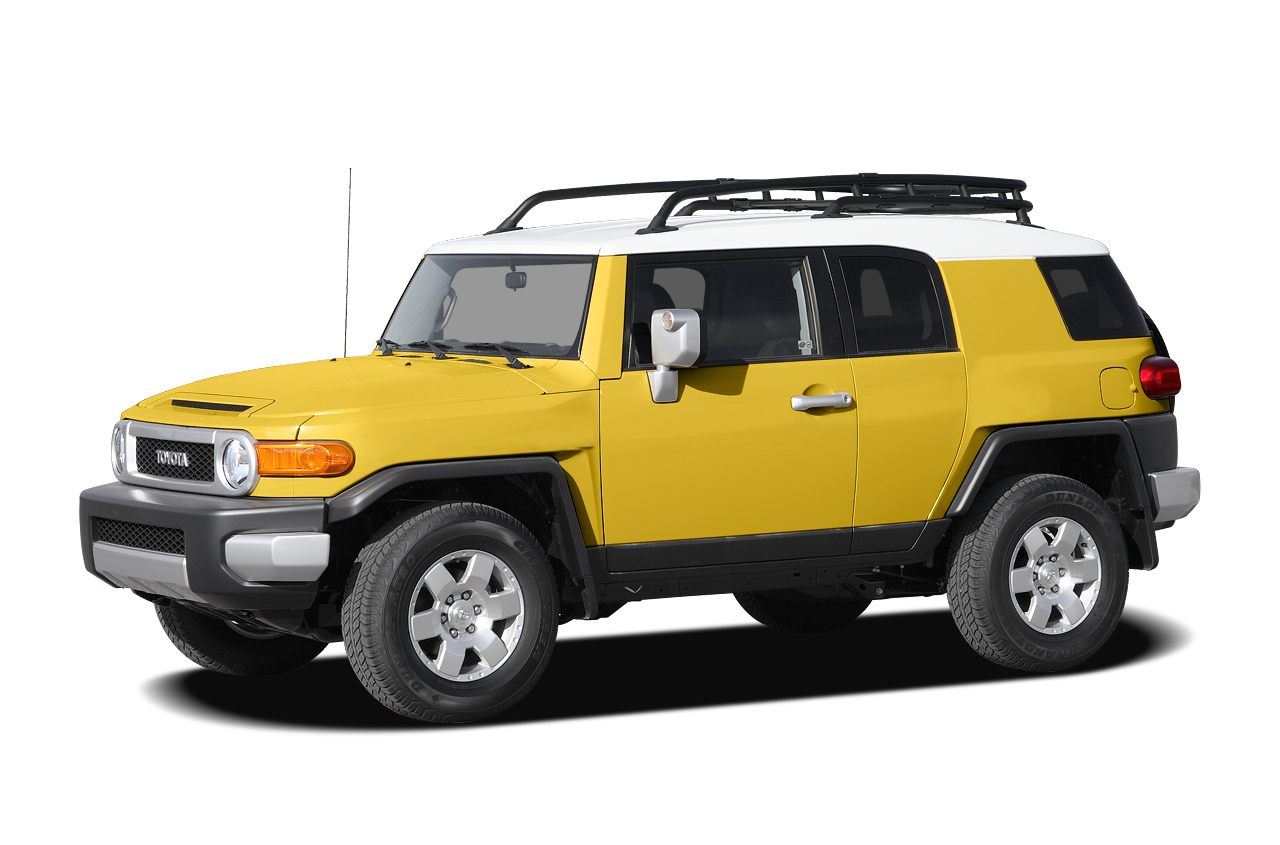 2007 Toyota FJ Cruiser Base This vehicle really shows it was cared for by the previous owner You