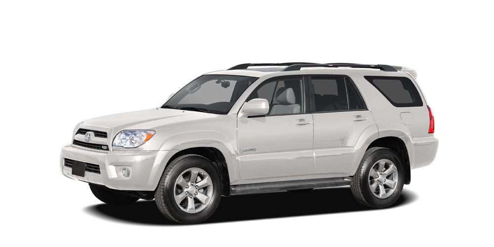 2007 Toyota 4Runner Limited Here at Lake Keowee Ford our customers come first and our prices will