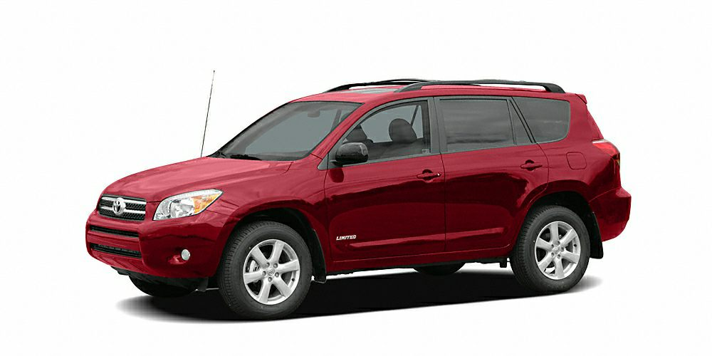 2007 Toyota RAV4 Sport Snatch a deal on this 2007 Toyota RAV4 Sport before someone else snatches i