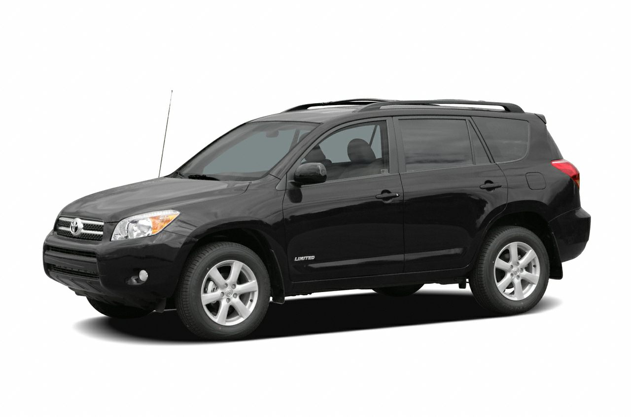 2007 Toyota RAV4 Base RAV4 trim CARFAX 1-Owner JUST REPRICED FROM 12488 FUEL EFFICIENT 27 MPG