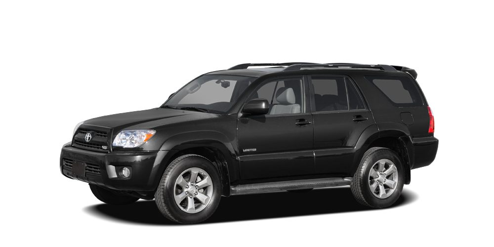 2007 Toyota 4Runner SR5 4WD and Cloth Youll NEVER pay too much at Westboro Toyota Why pay more f
