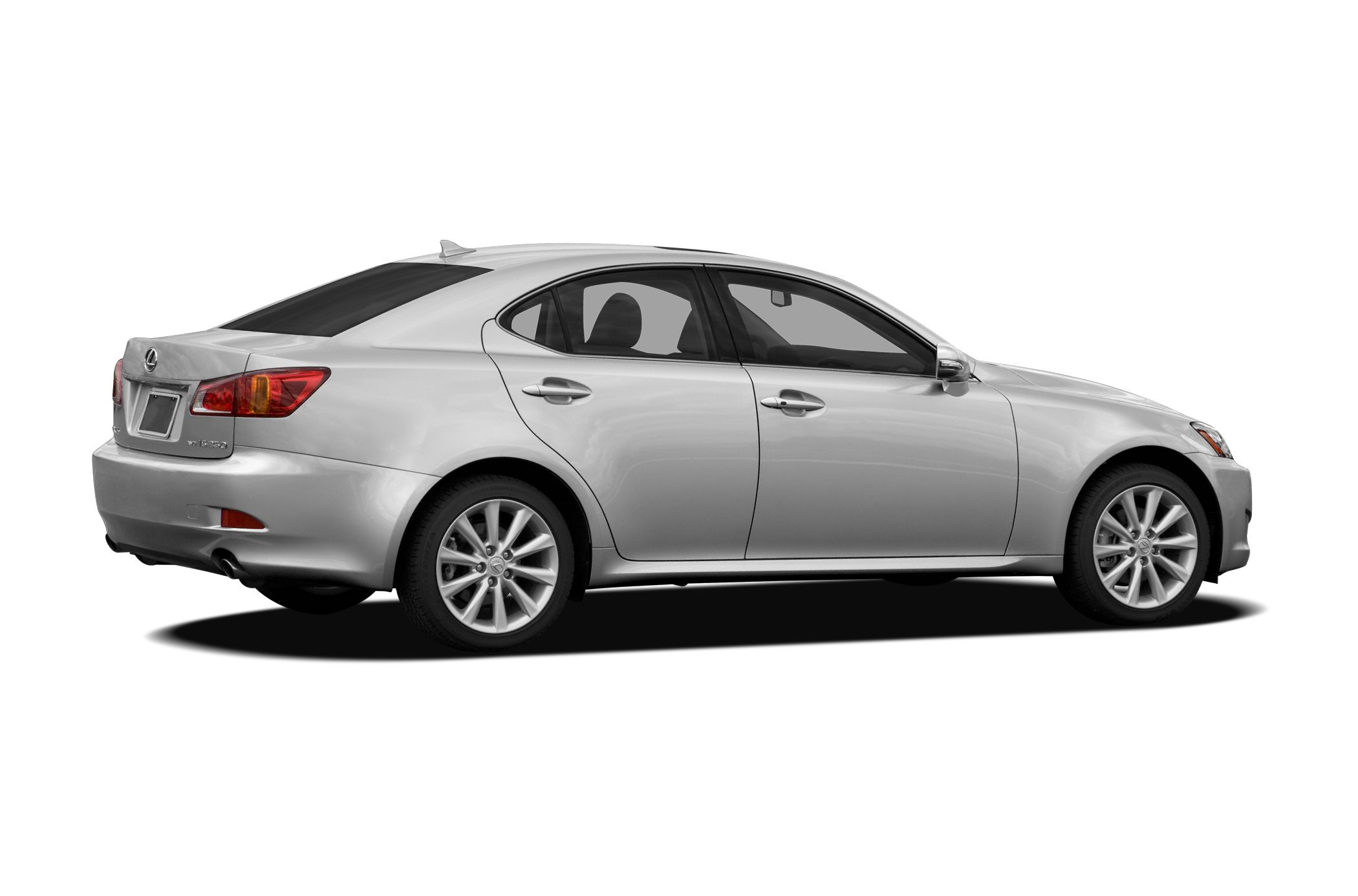 2009 Lexus IS 250 Base AWD White New Price Odometer is 15092 miles below market average 2620 H