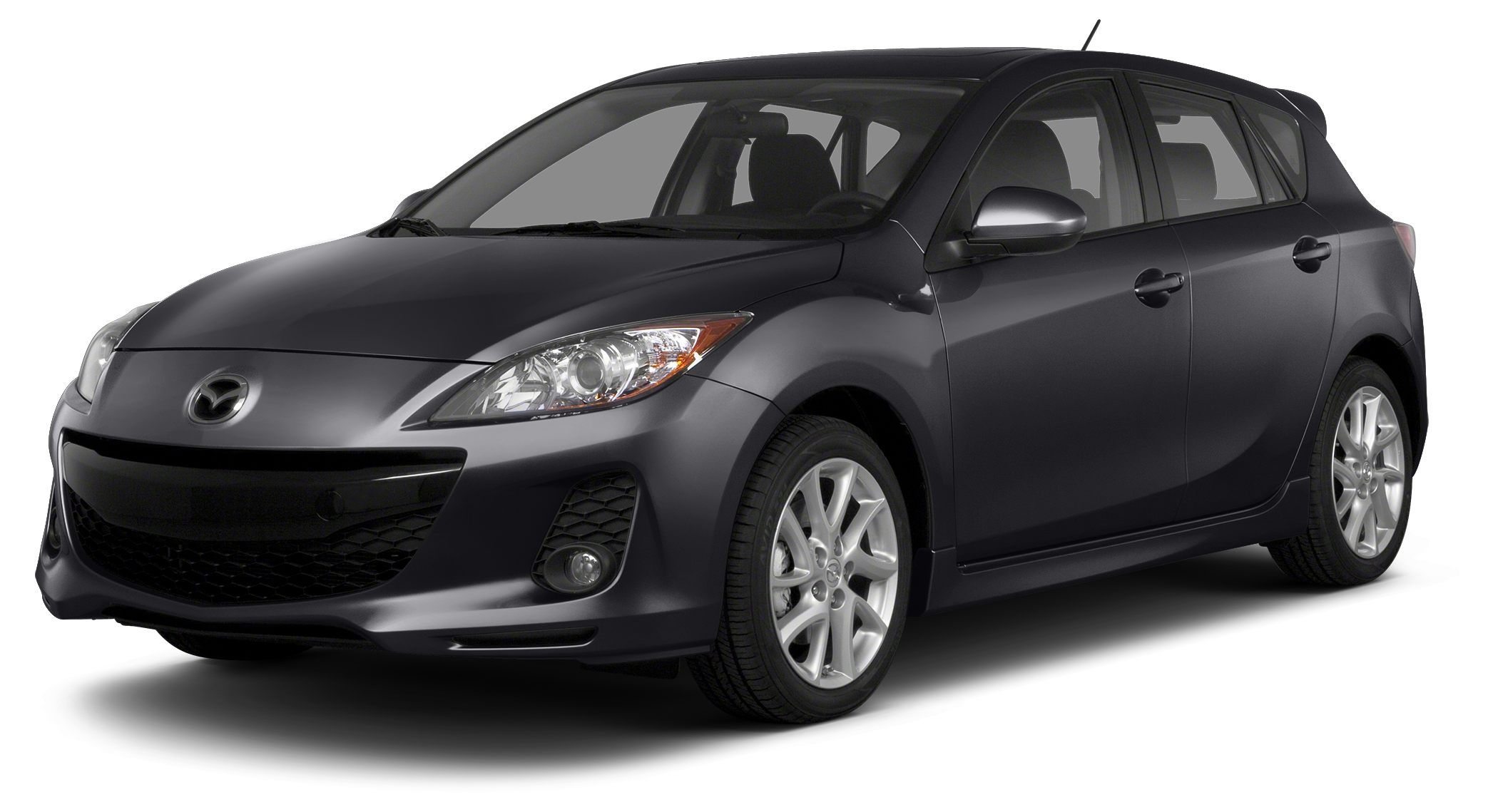 2013 Mazda MAZDA3 i Grand Touring Miles 38399Color Graphite Mica Stock FW725128A VIN JM1BL1M