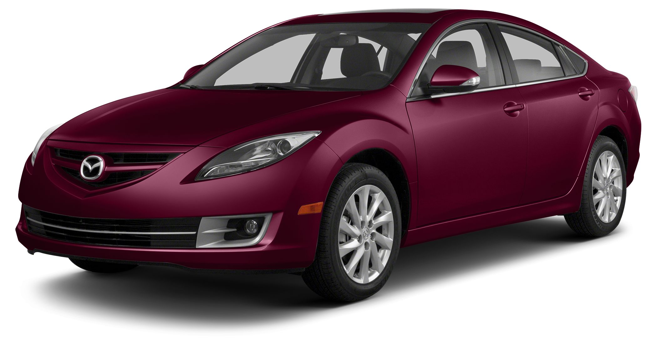 2013 Mazda MAZDA6 i Sport Miles 18764Color Fireglow Red Stock MM0584A VIN 1YVHZ8BH4D5M12273